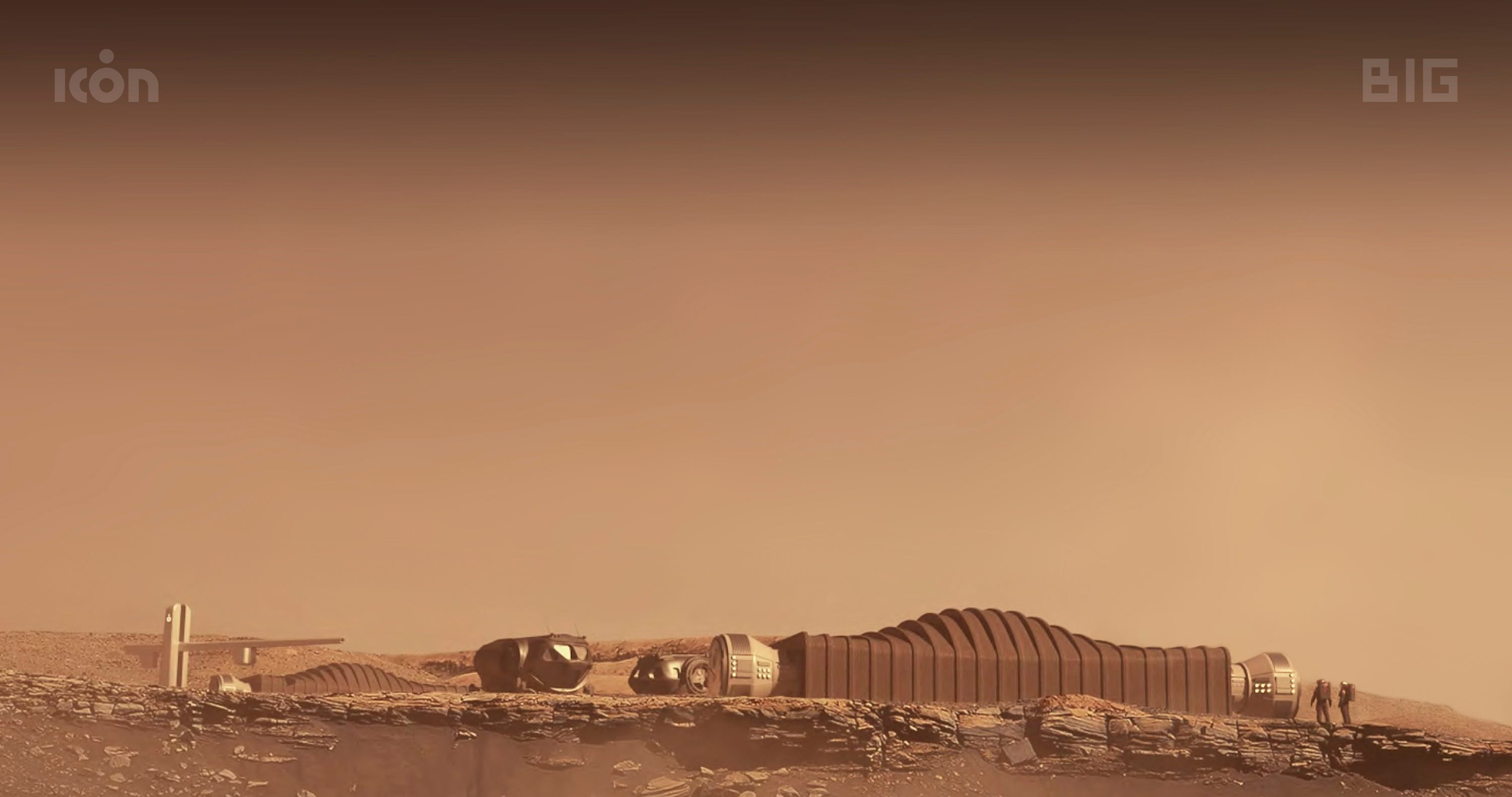 Life on the Red Planet? NASA is looking for 4 people to live inside their 3D-printed Mars module for a year