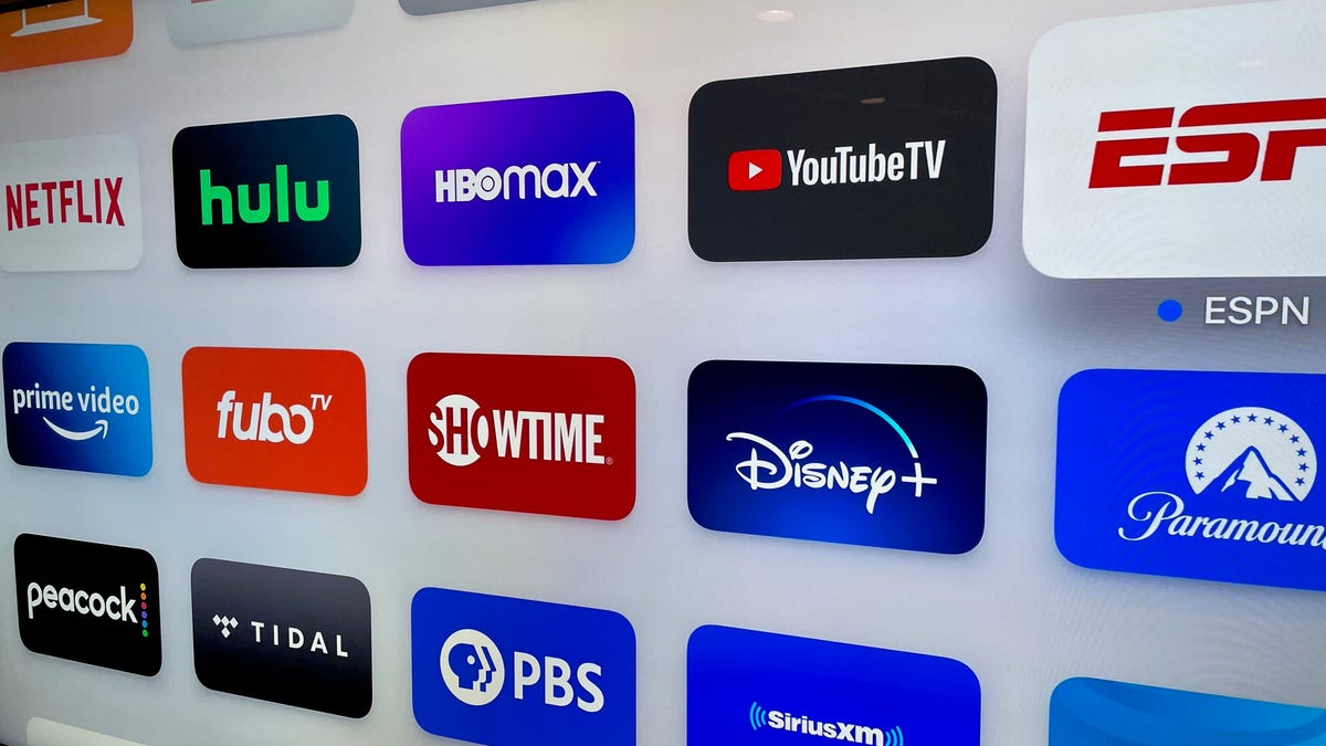 We keep streaming more movies and TV shows and we especially like big screens, smart TVs and Roku
