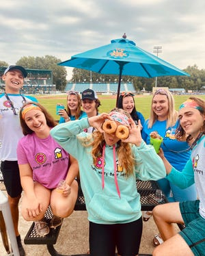 After three successful years inKalamazoo, Michigan, the Donut and Beer Festival will take place inside Columbus' Huntington Park on Oct. 16.