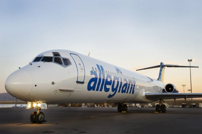 Rickenbacker International Airport has some of the lowest average fares in the nation among small airports. Allegiant is its primary passenger carrier.