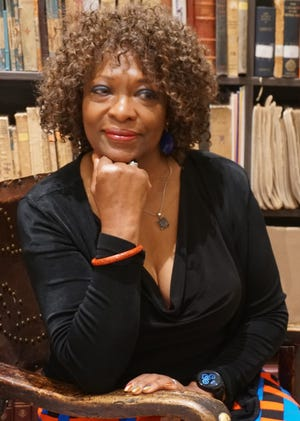 """Author Rita Dove's new book, """"Playlist for the Apocalypse,"""" plays deeply disturbing poems about history and contemporary problems against delightful ones about lighter subjects."""