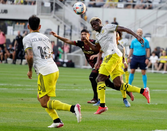 Since his debut with the United States men's national team in 2015, Gyasi Zardes has made 62 appearances, scoring 14 goals with 10 assists.