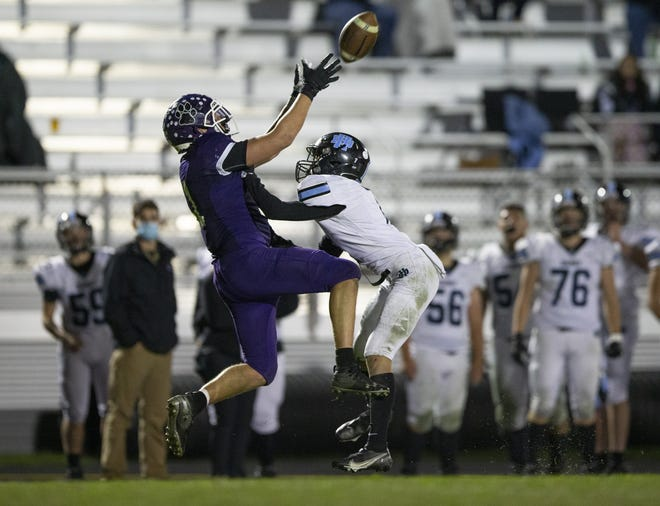 Pickerington Central's Kobi Gorman is one of several Tigers to catch the eye of recruiting analysts.