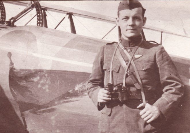 Maury County native Lt. James C. Wooten was an aerial photo reconnaissance officer with the U.S. Army during WWI, who was killed in action when his plane was shot down behind enemy lines on Aug. 1of 1918. His family played a central role in establishing a permanent public library in Maury County.
