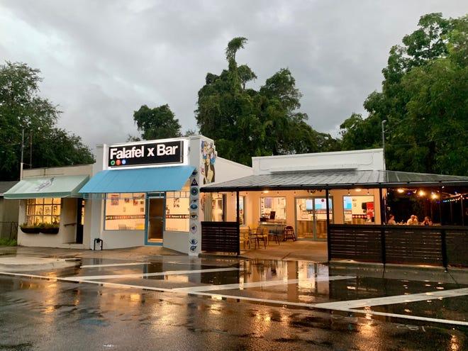 Falafel x Bar se ha trasladado al área de Avondale anteriormente ocupada por Chomp Chomp.