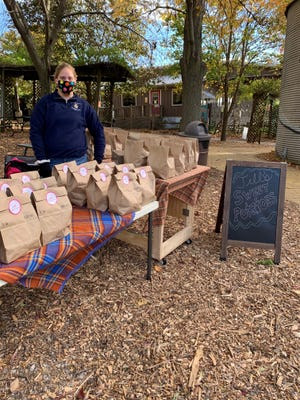 """Champaign County's Jill Uken, 16, grows and markets sweet potatoes, an unusual specialty crop in her area. Uken will share information about her venture during the Illinois State Fair as a """"Farmer of the Day."""""""