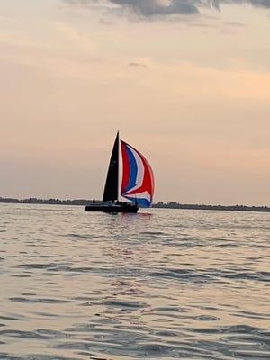 Come sail away, come sail away with me.