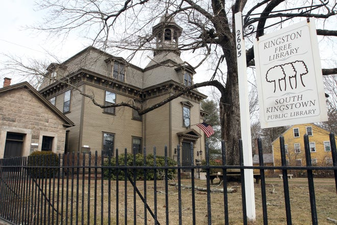 Supporters of the Kingston Free Library feared that URI's decision to take away many of the parking spots used by patrons could force the closure of the 1775 building and allow it to slip into disrepair.