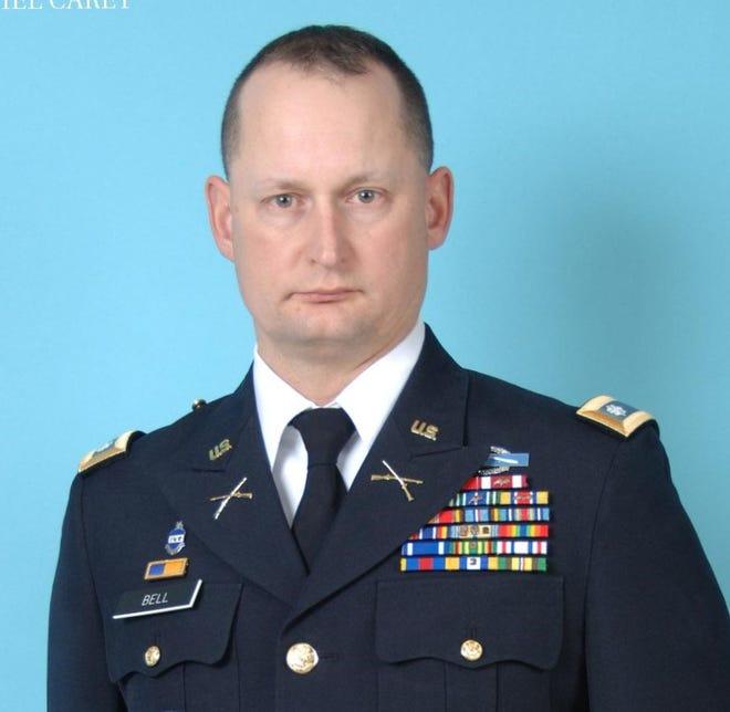 Lt. Col. Daniel Bell