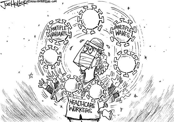 Heller Cartoon