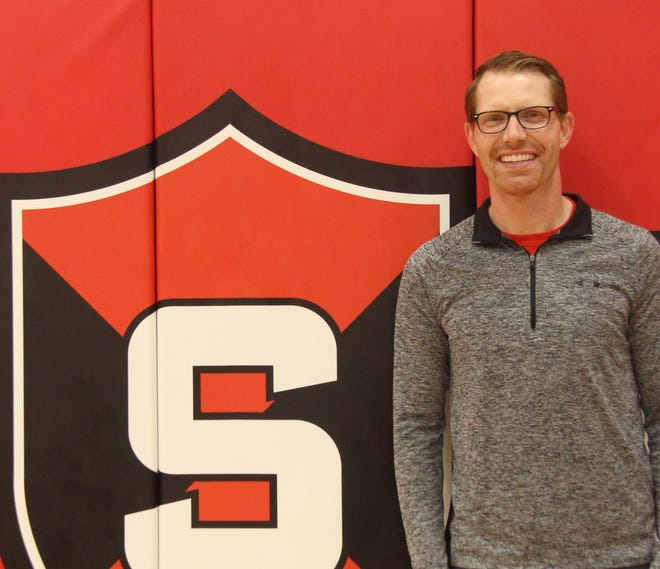 Mike Fugazzi returns to St. James as the new middle school high school principal.