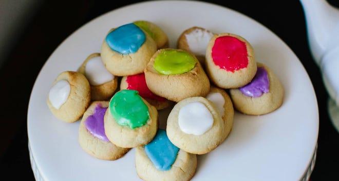 Henri's Shortbread Cookies