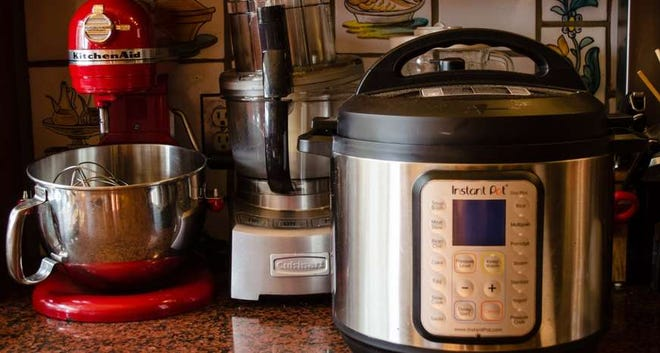 Why so many of us are making room on our counter tops for an Instant Pot.