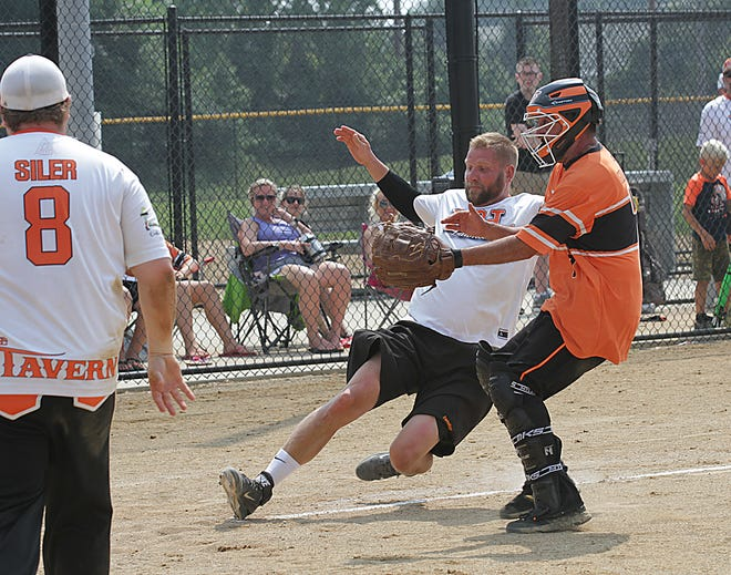 The USA Softball of Michigan state championship tournament for Class F was held Aug. 7-8 at Spence Softball Complex in Sturgis. Thirty teams competed in the double-elimination tournament.