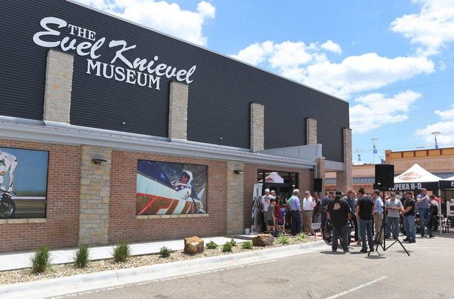 The Evel Knievel Museum is reportedly being moved to Las Vegas.