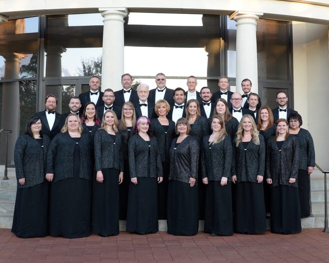 Topeka Festival Singers will kick off its 37th season with a concert Oct. 11 at Washburn University's White Concert Hall.