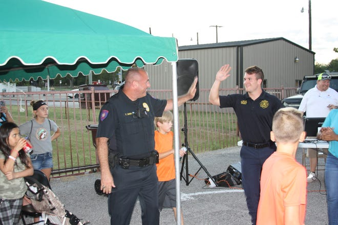 Van Alstyne will host National Night out for the first time since 2019.