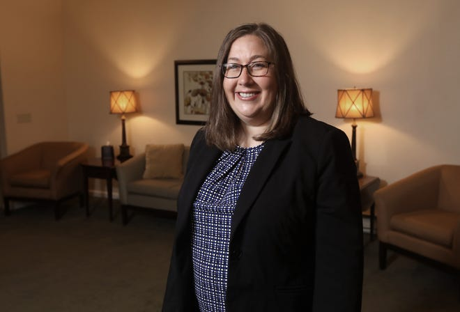 Jessica Paisley is general manager at the Given-Dawson-Paisley Funeral Home in Coshocton. She joined the funeral home in 2008.