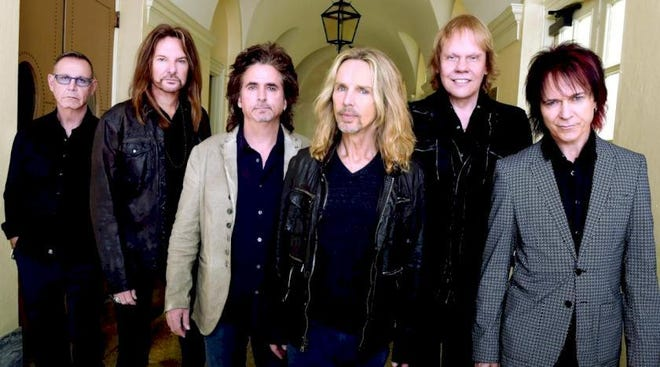 Styx will perform this fall at Lubbock's Buddy Holly Hall.