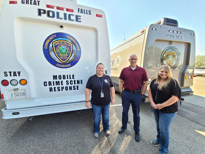 The Great Falls Police Department has replaced its Mobile Incident Command and Mobile Crime Scene Processing vehicles.