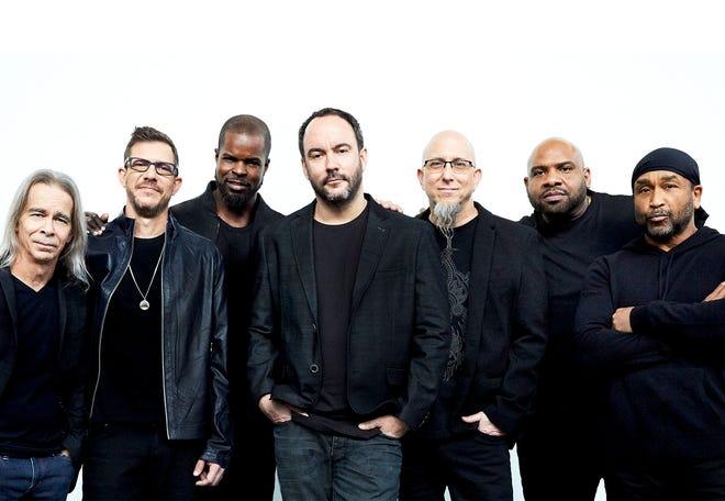Dave Matthews Band play Riverbend Music Center on Tuesday, Sept. 28.