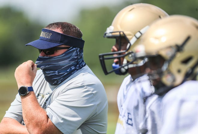 Fairdale High School head football coach Louis Dover is looking to get his team to the state finals this year. The Bulldogs' undefeated season last year was derailed not by a game loss but after a player tested positive for COVID-19 in late 2020.  August 8, 2021
