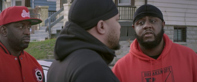 """After four years in prison, a young man learns the rules on the street have changed in """"Trust Nobody,"""" written by Milwaukee native Stevo Love."""