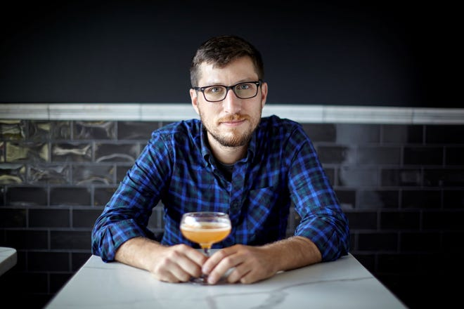 """As Nick Kokonas compiled his cocktail recipes for a book, he became fascinated by the history of tonic water. The result is """"Something & Tonic: A History of the World's Most Iconic Mixer."""" Kokonas will be in Milwaukee on Aug. 18, mixing his original drinks and signing copies of his book at the Mothership in Bay View."""