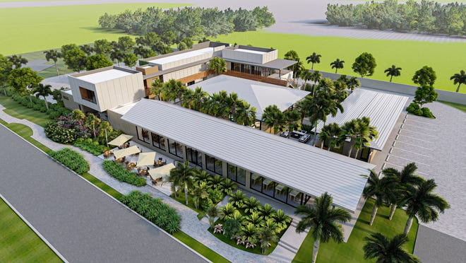 Connor & Gaskins Unlimited begins construction on Rebecca's and The Maddox, a state-of-the-art wine venue and private-member wine club, by local businesswoman Rebecca Maddox.