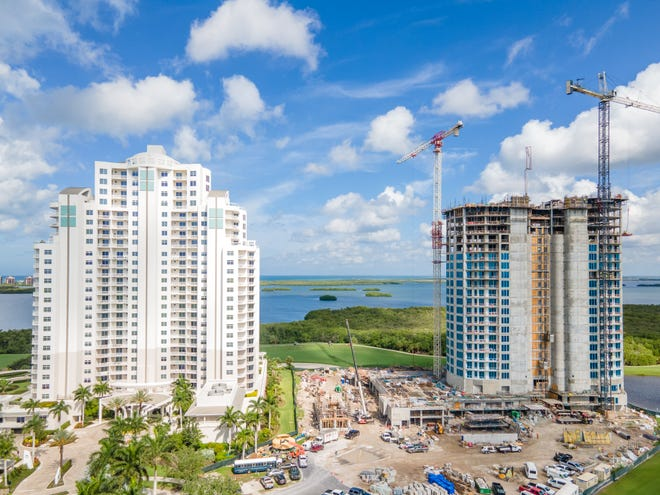 As construction continues to progress at a rapid pace, The Ronto Group announced that opportunities for buyers to customize finish selections at its Omega high-rise are rapidly diminishing.  Homebuyers are encouraged to make their purchase decisions soon.