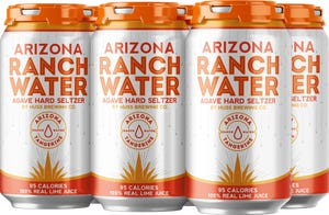 Huss Brewing Co.'s version of Ranch Water comes in lime and tangerine flavors. It is the brewery's first hard seltzer.