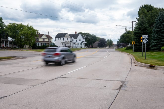 Residents in St. Clair approached the city with concerns about the impact of having a center lane, among other concerns, south of downtown on M-29.