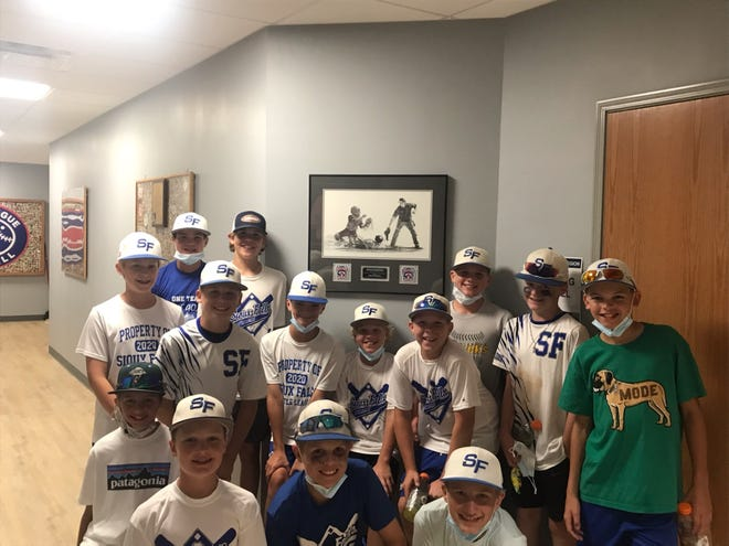 The Sioux Falls Little League 12u All Stars are one win away from making the Little League World Series.