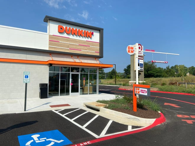 A new drive-thru Dunkin' Donuts is set to open in Waynesboro.