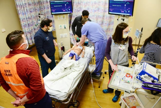 Founded in 2018, the Dairy Cares of Wisconsin Simulation Lab at Children's Wisconsin (Milwaukee) offers hands-on training for the next generation of health care providers. They can safely practice for a variety of emergencies in multi-faceted educational space.