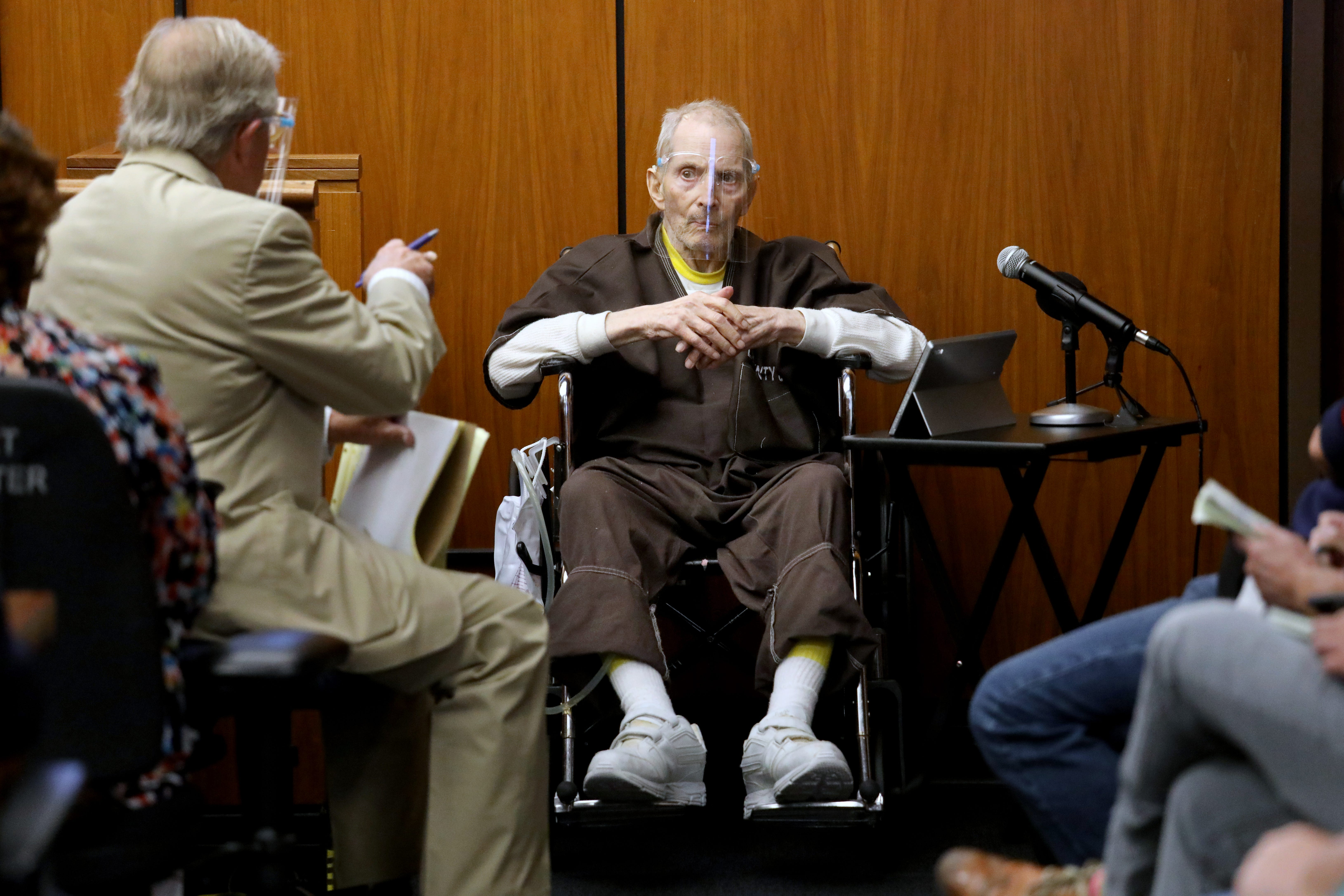 Robert Durst, millionaire who prosecutors say confessed in a documentary, found guilty of best friend's murder