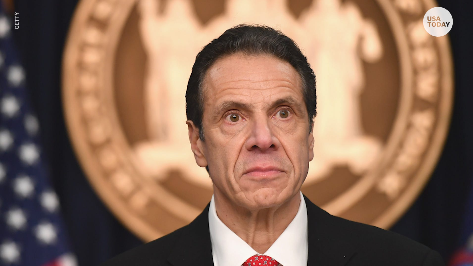 New York Governor Andrew Cuomo resigns in light of harassment scandal