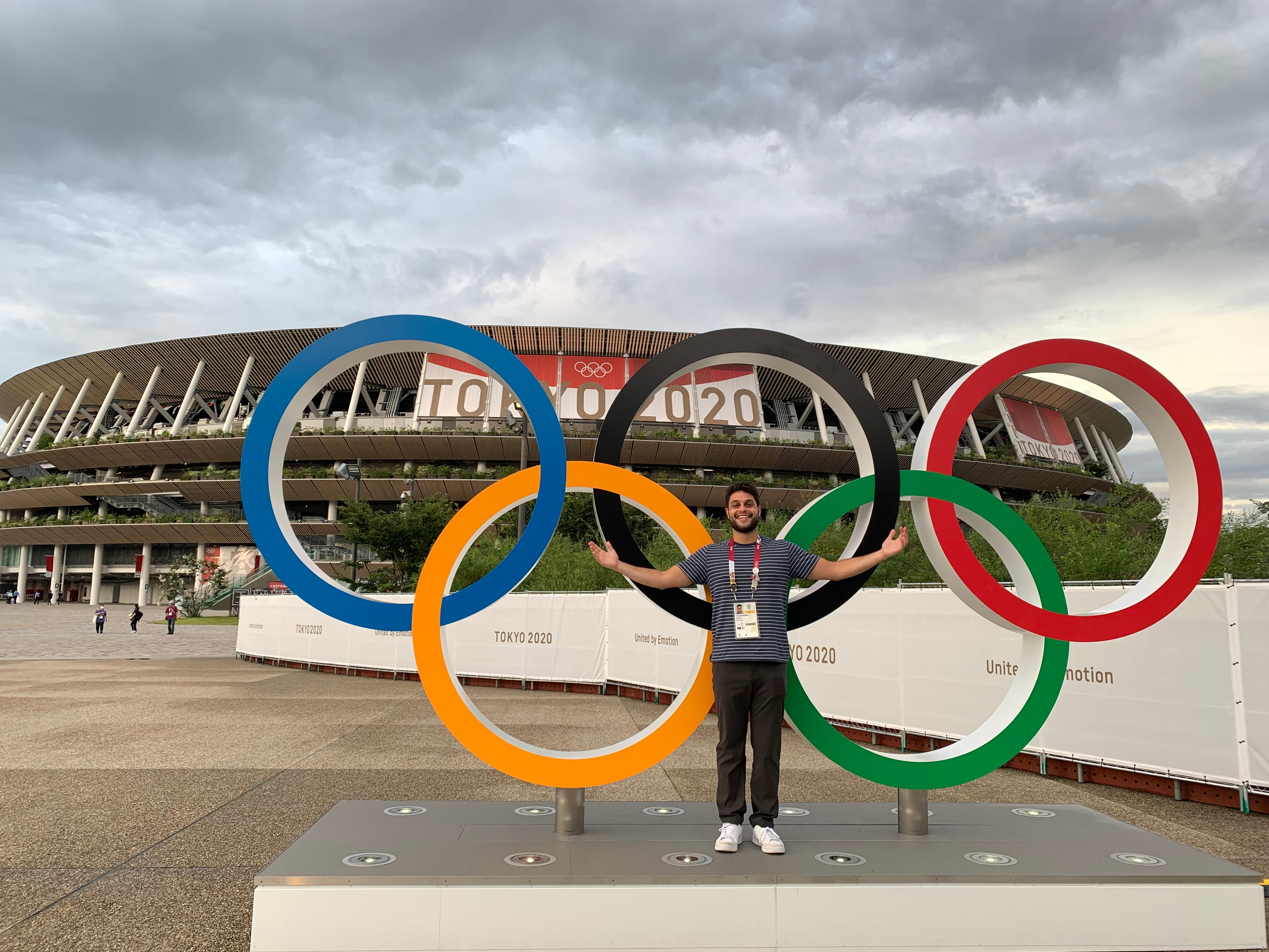 This is America: How covering the Tokyo Olympics helped reveal more of my own identity