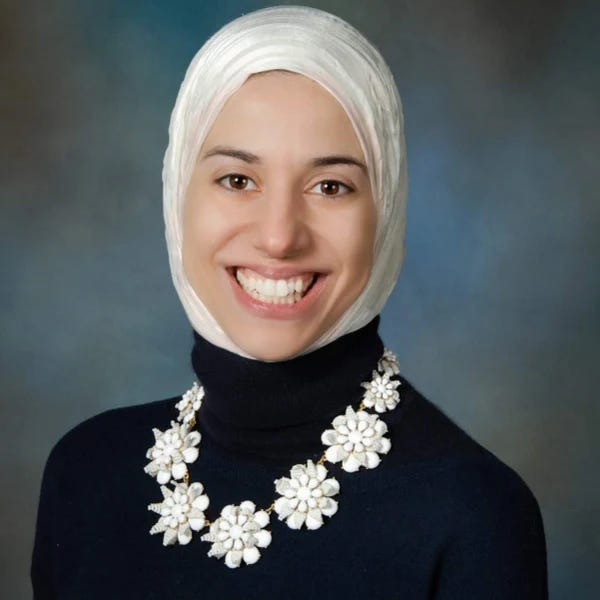 Nuha Elkhiamy was recently named Google's new Austin site lead and project manager.