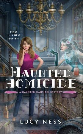 """""""Haunted Homicide"""""""