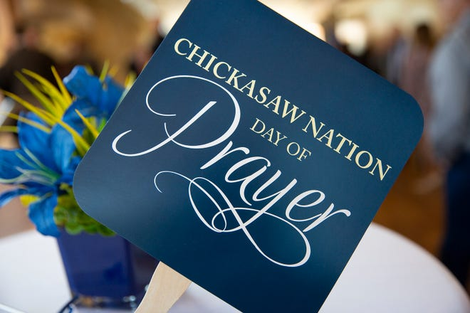 Chickasaw Day of Prayer held at the Chickasaw Cultural Center in Sulphur Ok August 19, 2019.