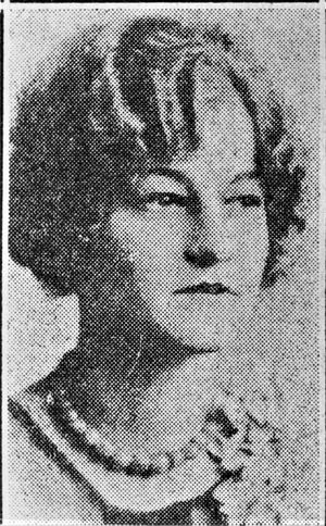 Augusta's Dorothy Levy, the city's first woman to practice law.