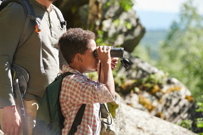 Get your fourth grader outdoors with this free pass.