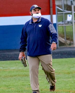 Fourth-year coach Tom Jones and Whetstone are working to build on a 4-3 season that included beating Briggs 20-6 in the City League playoffs.