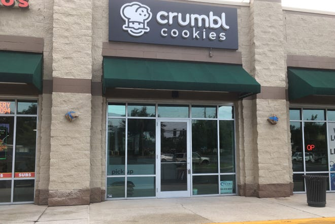 Crumbl Cookies, 11406 San Jose Blvd. in Mandarin celebrated its grand opening on Aug. 27. It is the second in the city as well as Northeast Florida. Widely known on Tik Tok and other social media, Crumbl Cookies opened its first store in the region in July at 3267 Hodges Blvd in the Beach Haven neighborhood.