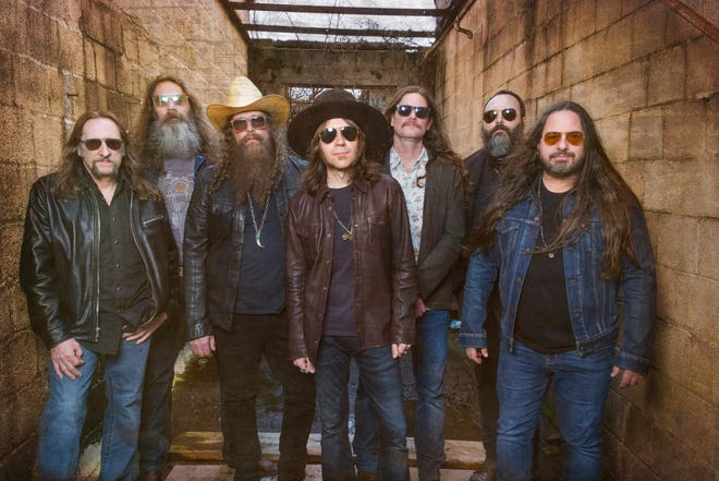 Georgia-based rock band Blackberry Smoke pulled out of Tuesday's show at Daily's Place due to a band member's positive COVID-19 test.