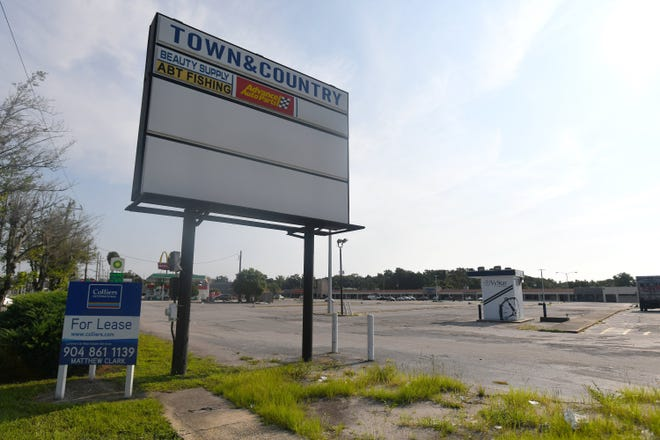Arlington's Town & Country Shopping Center is being redeveloped into the newly named College Park, a mixed-use site of retail, restaurants and apartments.