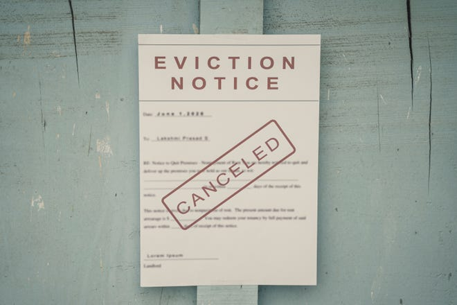 The measure to extend eviction protection comes just in time to cover most renters in U.S. counties experiencing a substantial hike in positive COVID-19 cases.