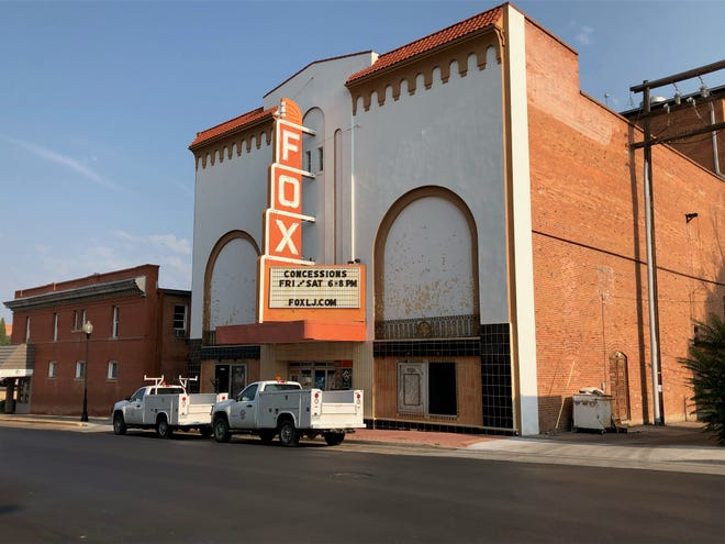 Fox Theatre of La Junta, 11 E. Third St., has been purchased by Vance Johnson and Owen O'Neill of VANCEOWEN LLC.