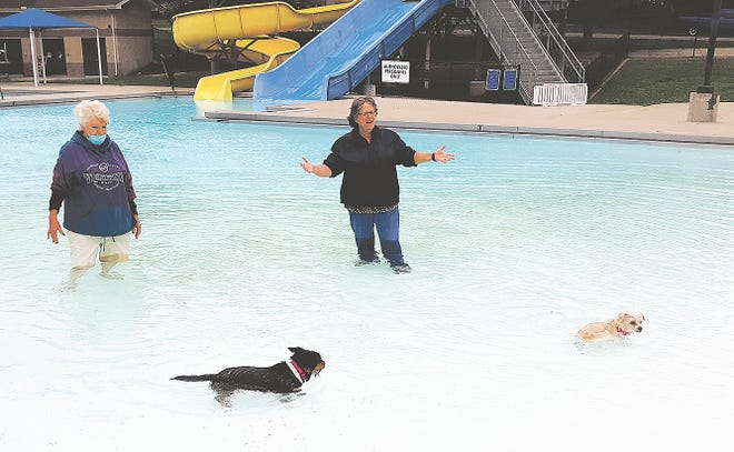 The Leavenworth Parks and Recreation Department will host its annual Doggie Splash Sept. 7 at Wollman Aquatic Center.